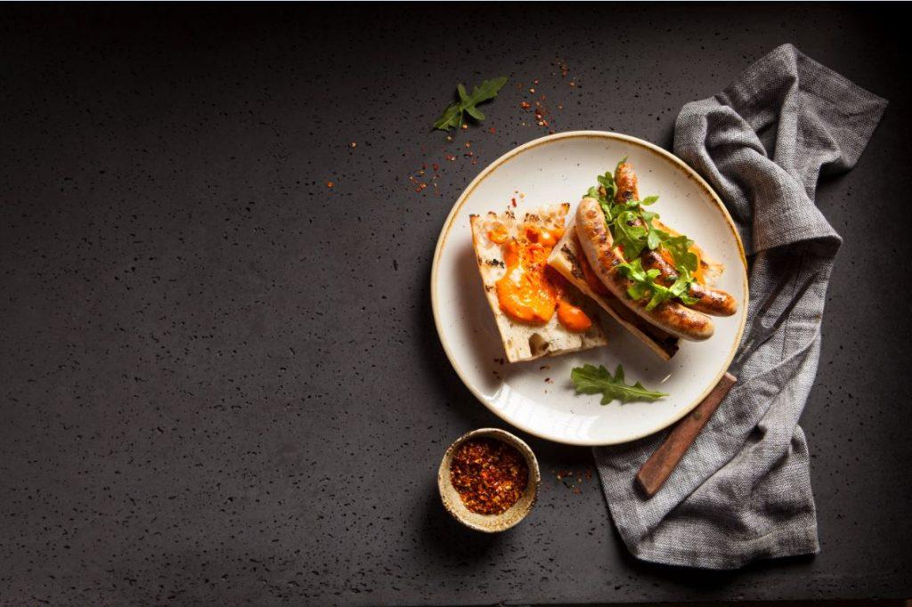 Skinny Chicken Sausage. Image: wearememo